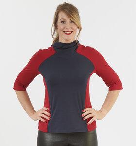 Damen Langarmshirt Kira  - number K
