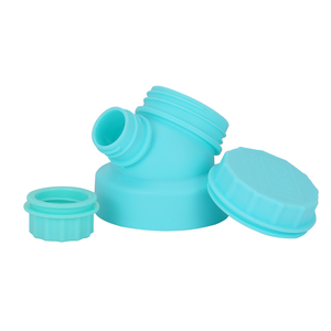 JuNiki´s® innovativer Weithals-Trinkflaschen-Deckel in 8 Farben - JN JuNiki's