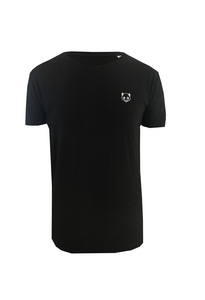bambusliebe T-Shirt mit Panda Logo aus 100% Bio-Baumwolle - bambusliebe
