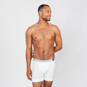 ludwig - enge boxershort aus 96% kontrolliert biologisch angebauter Baumwolle (kbA) - erlich textil