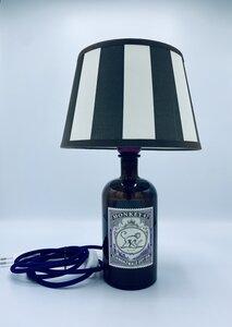 Monkey 47 Gin Designlampe - Upcycling Lights - Monkey 47 Gin