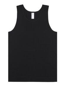 Herren Unterhemd Single Jersey im Doppelpack - Haasis Bodywear