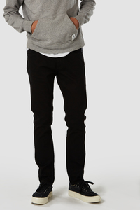 Jeans Regular Slim Fit- Charles - Stay Black Rinse - Kings Of Indigo