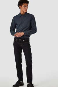 Jeans Regular Slim Fit- Charles - Rinse - Kings Of Indigo