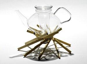 Untersetzer für Teekanne mit Teelicht -  'Teapot Warmer' - 4betterdays