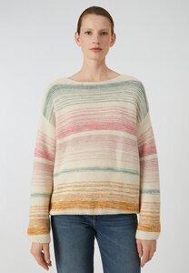 KONAA STRIPES - Damen Pullover aus Bio-Woll Mix - ARMEDANGELS