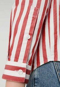ONERVAA STRIPE - Damen Bluse aus Bio-Baumwolle - ARMEDANGELS