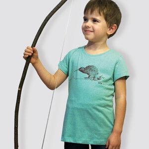 """Kinder T-Shirt, """"Kiwi"""" - little kiwi"""