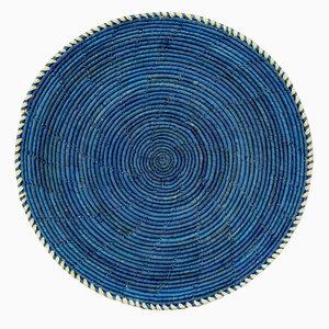 SPICE NATURAL flacher Korb in zwei Farben - Afroart