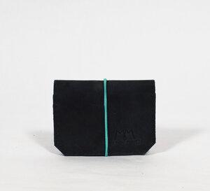 Lederportemonnaie Isaac aus Pull-Up-Leder - monday market