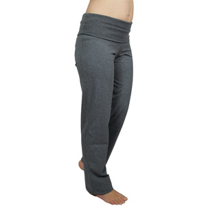 ALBERO Damen Yoga-Hose Bio-Baumwolle - Albero