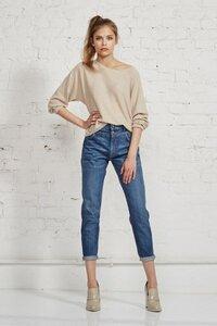 Rigid Kate Boyfriend Fit Jeans - Wunderwerk
