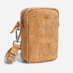 Kork Vertical Crossbody Tasche - corkor