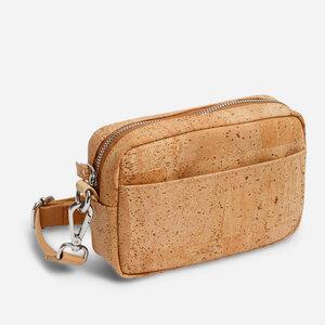 Kork Horizontal Crossbody Tasche - corkor