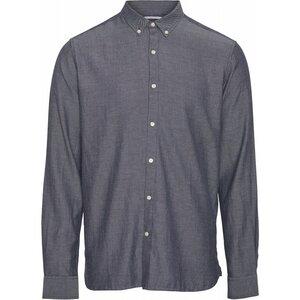 ELDER LS Twill Shirt GOTS - KnowledgeCotton Apparel
