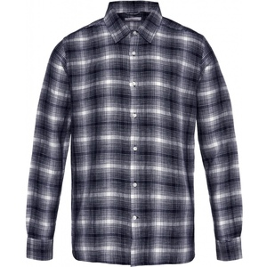 LARCH LS Checked Shirt GOTS - KnowledgeCotton Apparel