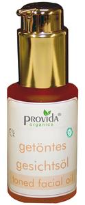 Getöntes Gesichtsöl - Provida Organics