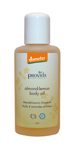 Almond-Lemon Body-Oil Demeter - Provida Organics