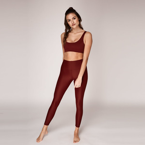 ANDY Leggings  - Woodlike Ocean
