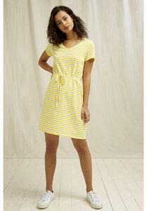 Streifen Kleid - Ashby Stripe Dress - aus Bio-Baumwolle - People Tree