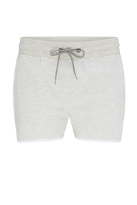 Basic Sweatshorts grau - recolution