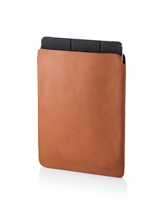IPAD AIR 2 HÜLLE COGNAC - Freiraum by manbefair