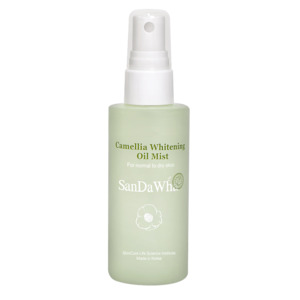 Sandawha Camellia Whitening Oil Mist Öl-Feuchtigkeitsspray 80ml - Sandawha