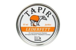 Lederfett farblos - Tapir Schuh- und Lederpflege