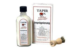 Tapir Draußen Unterwegs Imprägnierung - Tapir Schuh- und Lederpflege