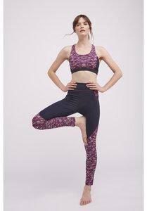Yoga Top - Yoga Abstract Cross Back Top - People Tree