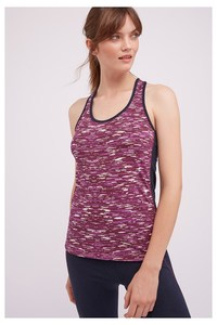 Sport Top - Yoga Abstract Vest - People Tree