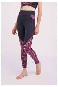 Leggings - Yoga Abstract Leggings - People Tree