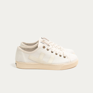 Sneaker Herren Vegan - Rancho - All Ivory - Flamingos' Life