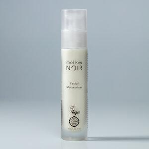 Facial Moisturiser | Nachhaltige Naturkosmetik für empfindliche Haut - mellow NOIR