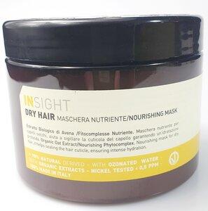 Nährende Maske für Trockene Haare/Dry Hair - Insight