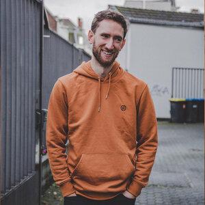 Beleaf – Unisex Hoodie – Orange - dressgoat