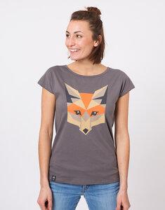 """Bio T-Shirt """"Lea Fox stone""""  - Zerum"""