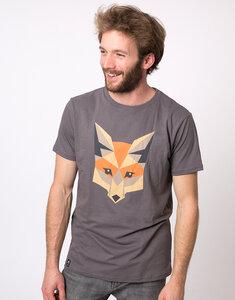 """Bio T-Shirt """"Fox stone"""" - Zerum"""