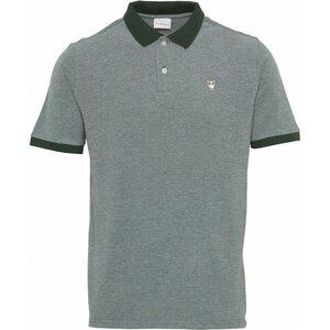 Rowan Polo-Shirt Yarndyed GOTS - KnowledgeCotton Apparel