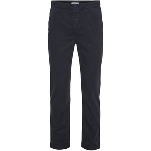 Chuck Poplin Chino Hose Regular - KnowledgeCotton Apparel