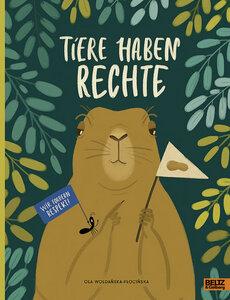 Tiere haben Rechte - Beltz-Verlag