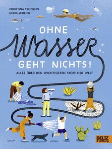 Ohne Wasser geht nichts! - Beltz-Verlag