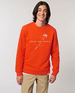 Basic Sweatshirt/ CROOK AND RIDDLE - Kultgut