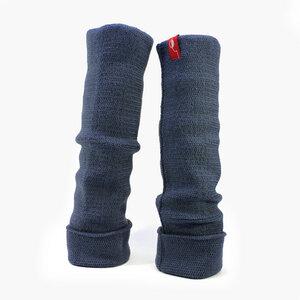 Beinstulpen gestrickt aus reiner Wolle - vincente
