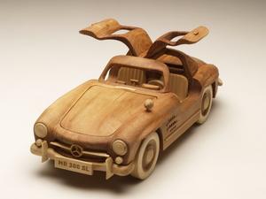 Mercedes-Benz 300SL Coupe - arcurio®