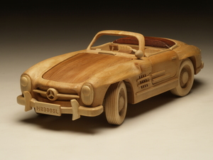 Mercedes-Benz 300SL Roadster - arcurio®
