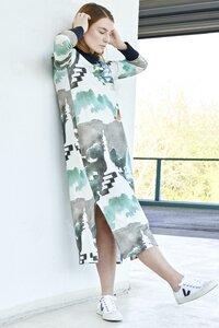 Tube Dress Bali - Damenkleid Schlauchkleid aus Bio-Baumwolle - Sophia Schneider-Esleben