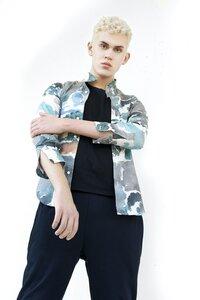 Shirt Paul Bali - Unisex Hemd Damenhemd und Herrenhemd aus Bio-Baumwolle - Sophia Schneider-Esleben