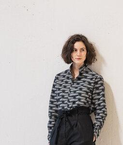 Shirt Paul Haniel - Unisex Hemd Damenhemd und Herrenhemd aus Bio-Baumwolle - Sophia Schneider-Esleben