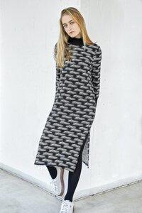 Tube Dress Haniel - Damenkleid Schlauchkleid aus Bio-Baumwolle - Sophia Schneider-Esleben